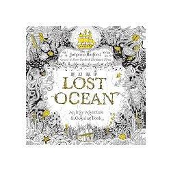迷幻海洋《秘密花園》第三集,特別附贈95公分精緻長拉頁