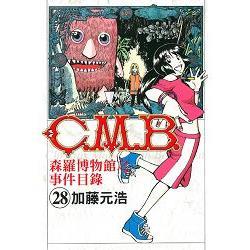 C.M.B.森羅博物館之事件目錄28