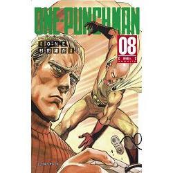 ONE PUNCH MAN 一拳超人08