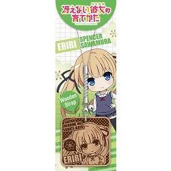 木質吊飾:不起眼女主角培育法 A
