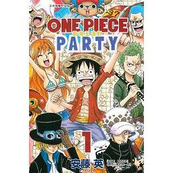 ONE PIECE PARTY航海王派對01