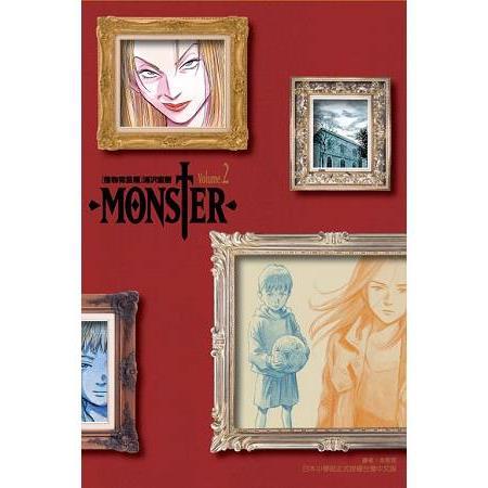MONSTER怪物完全版02