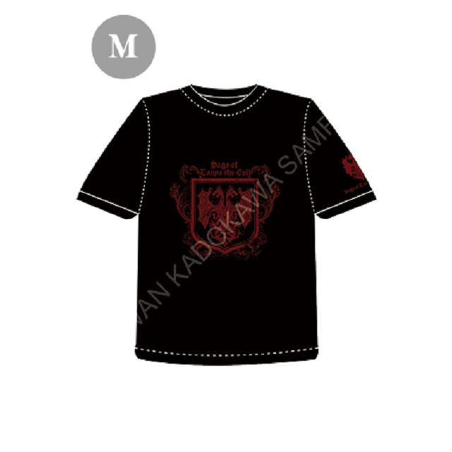 T恤-幼女戰記(M) A