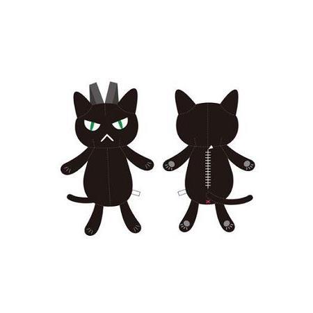 黑貓男友造型背包