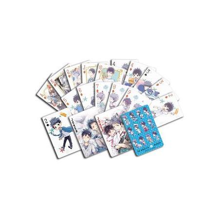 記憶的怪物‧經典收藏塑膠撲克牌