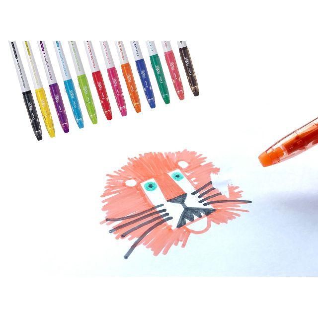 百樂魔擦樂樂筆+畫冊