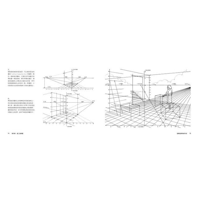 透視圖經典教程:創造視覺的方法