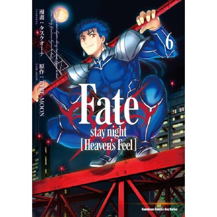 Fate/stay night [Heaven`s Feel] (6)