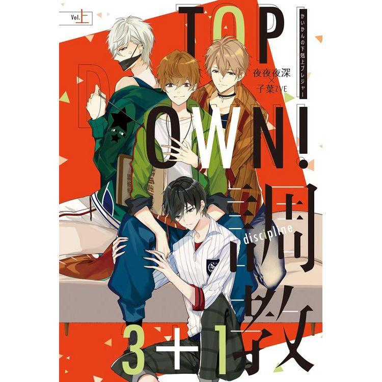 Top-down!3+1調教-01(限)