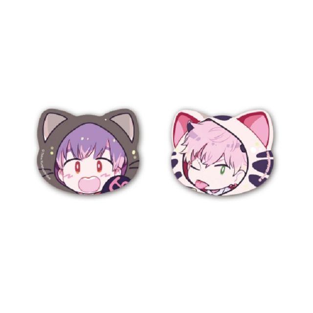 倉橋‧貓型胸章組