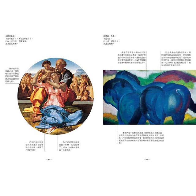 華麗的繪畫鑑賞與剖析