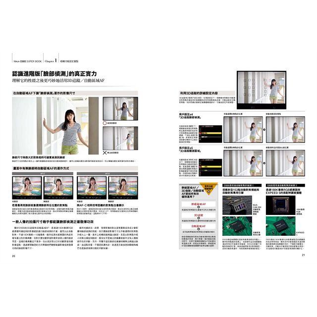 Nikon D500數位單眼相機完全解析
