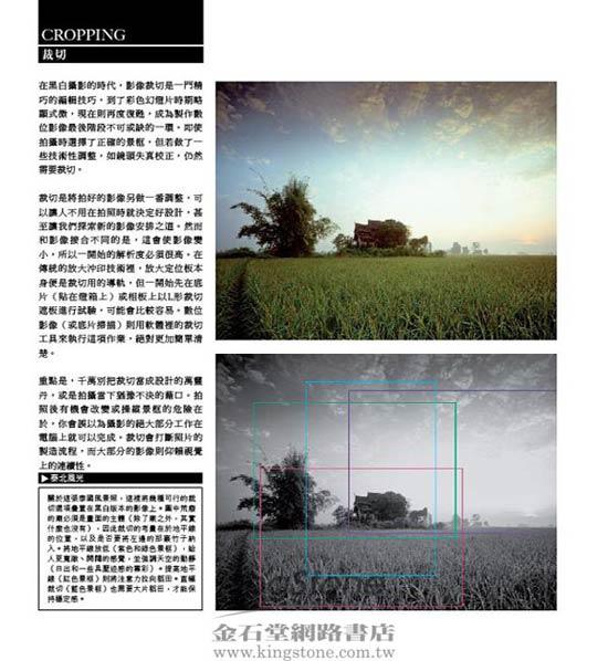 攝影師之眼:數位攝影的思考、設計和構圖