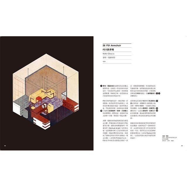 包浩斯關鍵故事100:最簡明的新世代版本,讀過就像看了一場百年紀念特展