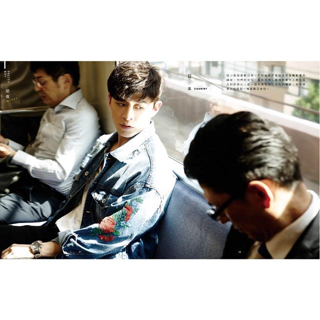 【心寵男孩 PRETTY BOY】大阪x京都x奈良:專屬旅伴寫真全記錄