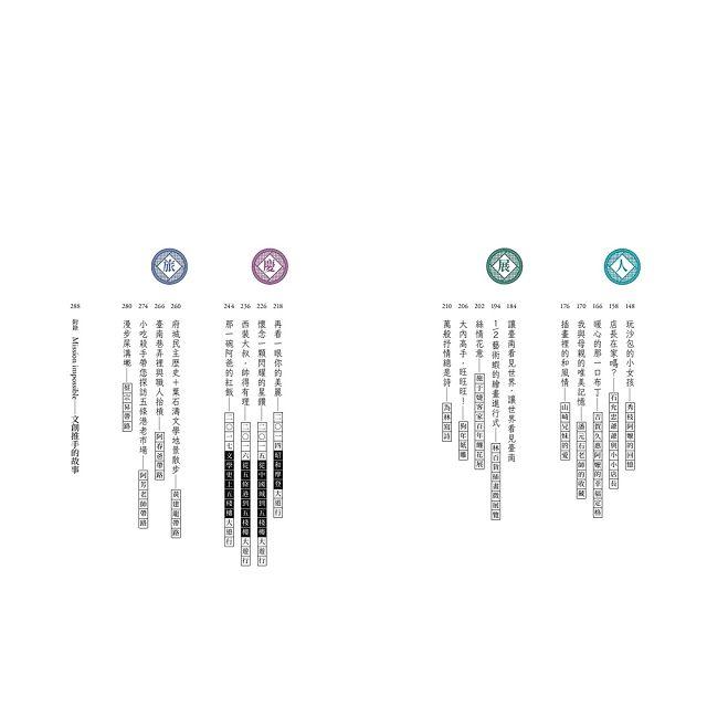 熱戀林百貨.熱戀臺南:以「林」為圓心,最有溫度的府城時光漫步(隨書附贈銅板小旅行.府城散策地圖)
