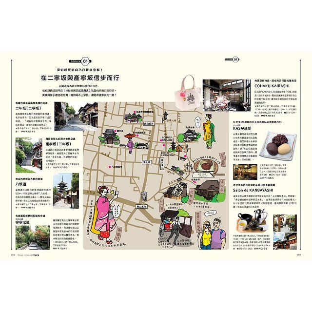 散步の達人:京都