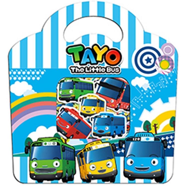 TAYO 貼紙包 A