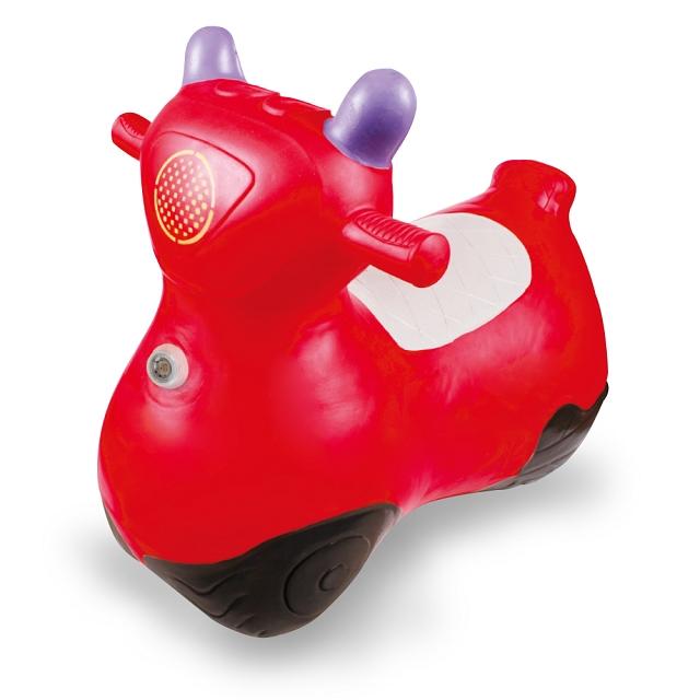 跳跳摩托車