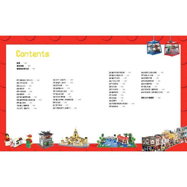 Brick Taiwan:積木臺灣經典建築,用樂高積木打造43個古蹟與地標