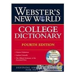 WEBSTERS NEW WORLD COLLEGE DICTIONARY(CD-