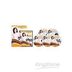 徐薇老師教K.K (附徐薇老師教學DVD光碟4片+朗讀MP3光碟一片)