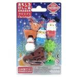 IWAKO-造型橡皮擦/聖誕節