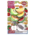 IWAKO-造型橡皮擦/切開的水果