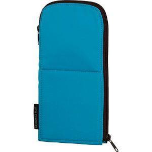 KOKUYO Neo Critz Flat站立筆袋新薄型-藍