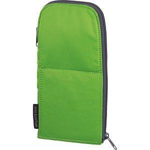 KOKUYO Neo Critz Flat站立筆袋新薄型-綠
