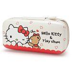【麗嬰】拉鍊筆盒 HELLO KITTY