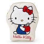 【麗嬰】筆袋 HELLO KITTY-刺繡