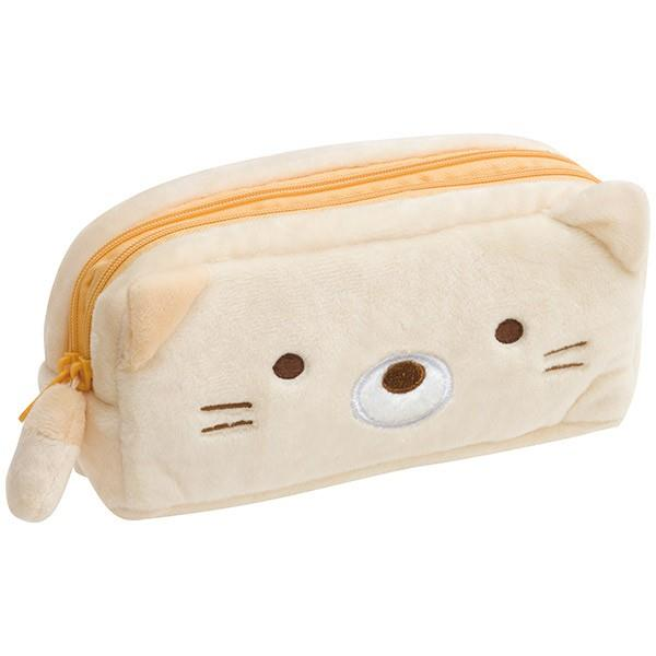 角落生物筆袋-貓咪