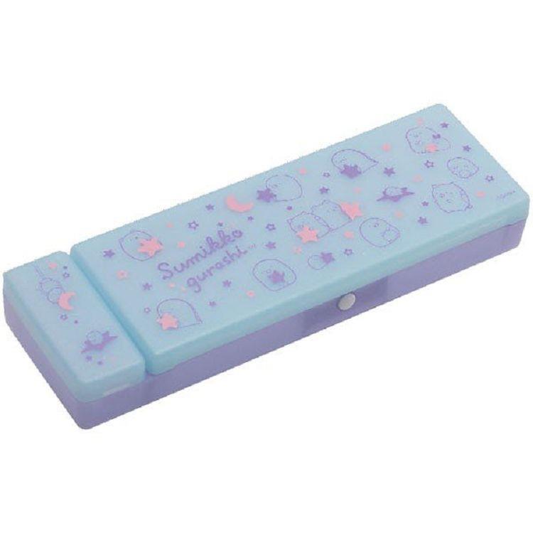 方形鉛筆盒-角落生物/星星
