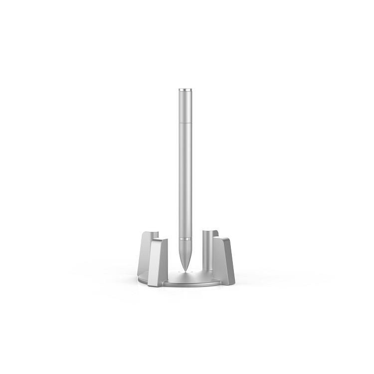 小山坡|HoverPen 自立筆〔鋁〕-銀