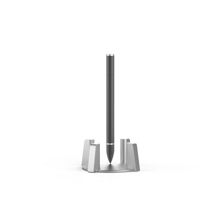 小山坡|HoverPen 自立筆〔鋁〕-鐵灰