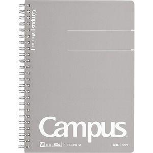 KOKUYO Campus大人系列線圈筆記本(空白)-A5