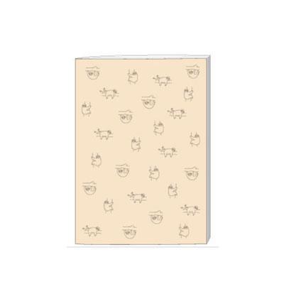 MATOKA Casual筆記本/ A5/ '橫線/ 樹懶