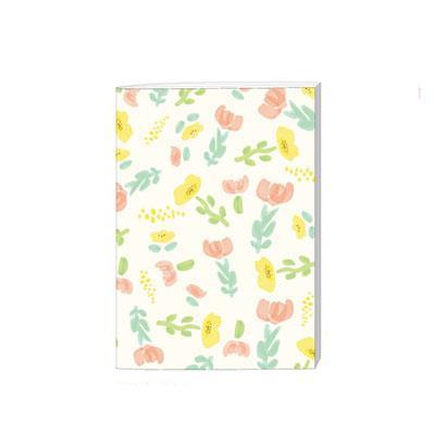 MATOKA Casual筆記本/ A5/ '橫線/ 花園