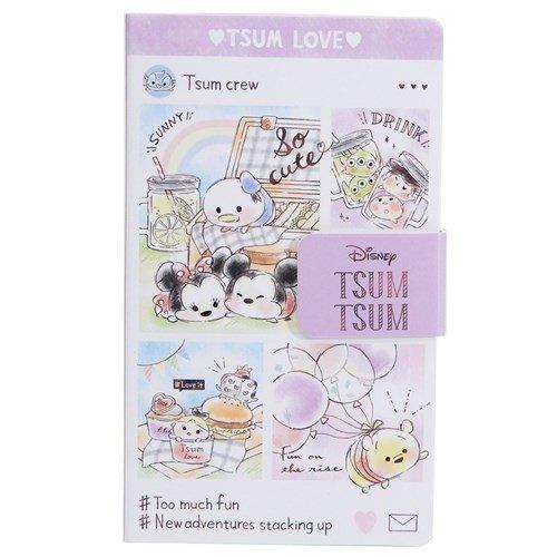 便條紙組-TSUM TSUM/野餐