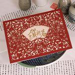 藝術剪紙卡 FJS-05