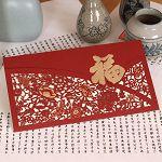 三折剪紙卡 CXF-05