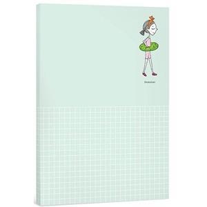 Dorothy簡便萬用月記事本-綠