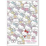 【Sun-Star】2018月間手帳(L)-Hello Kitty(滿版)