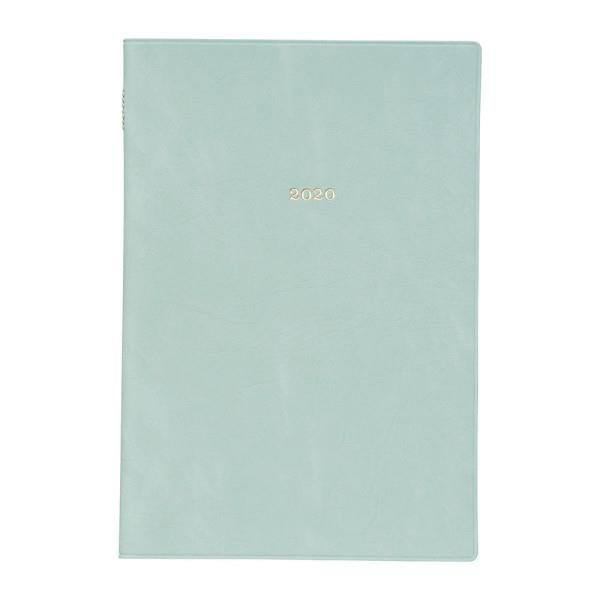 2020年【Mark's】一日一頁日誌  Nuanced Color-綠