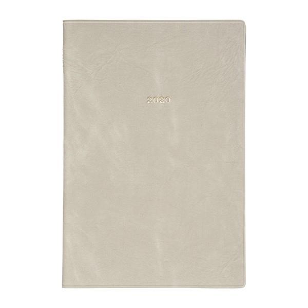 2020年【Mark's】一日一頁 日誌 Nuanced Color-灰
