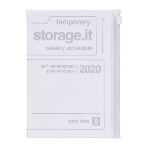 2020年【Mark's】週計畫周誌 Storage.it -白