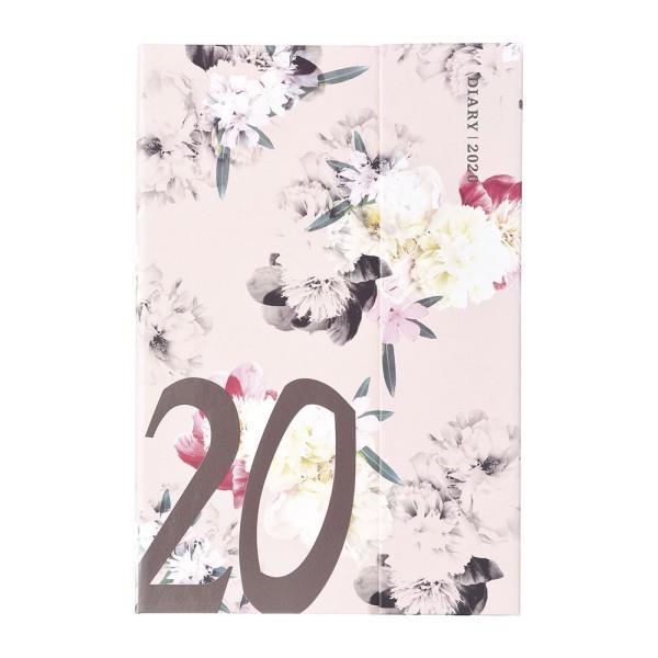 2020年【Mark's】週計畫周誌 Magnet 20・Flowe