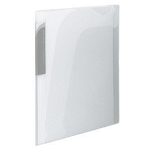 KOKUYO Novita 5層檔案資料夾(附夾鍊袋) 透明