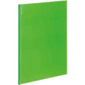 KOKUYO Novita α 12口袋夾淺綠